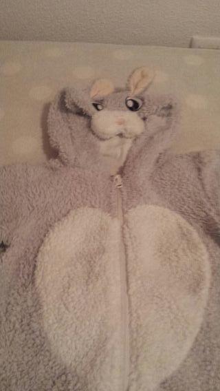 Pijama conejito niña