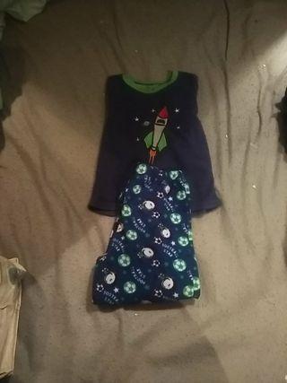 pijama niño 2-3 años