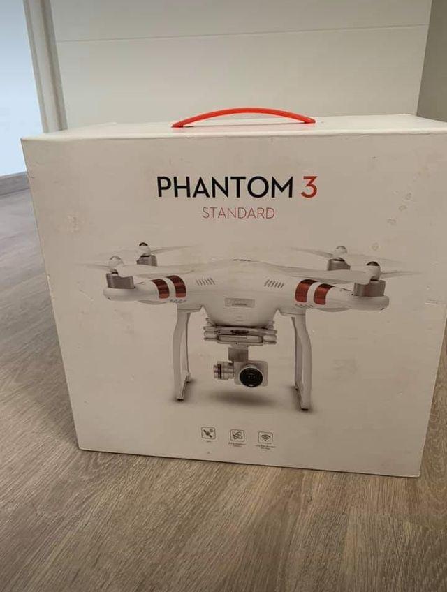 drone con camara phantom 3 standard dji