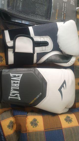 Guantes Boxeo Kick Everlast ¡OFERTA!
