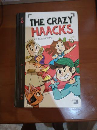 libro the crazy haacks