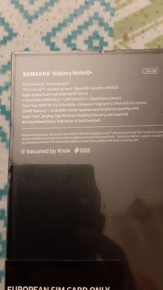 vengo Samsung note 10 plus