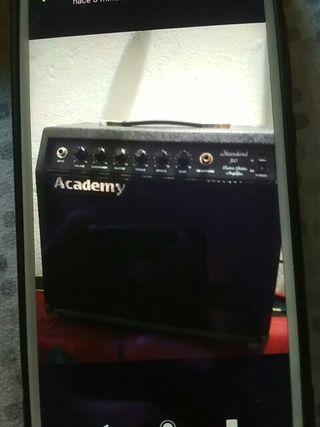 Amplificador guitarra Academy