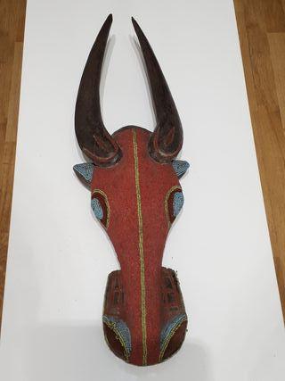 Máscara africana Búfalo