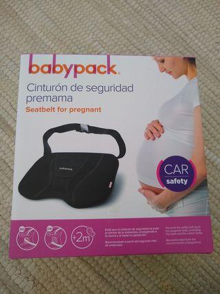 Cinturón de seguridad premamá (baby pack)