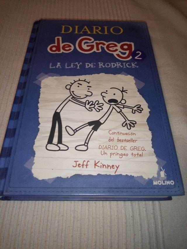 Libros diario de greg
