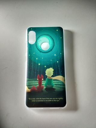 carcasa Xiaomi Redmi Note 5. El principito