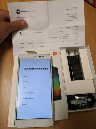 Xiaomi Redmi note 3 como nuevo