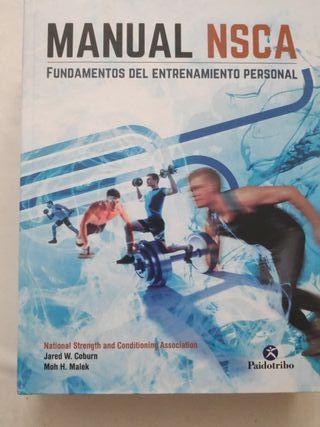 Manual NSCA: Fundamentos del entrenamiento persona