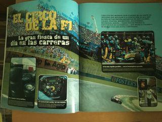 Colección Formula 1 y Moto GP (A todo gas 05)