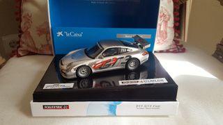 Coche de Scalextric Porche 911 GT3