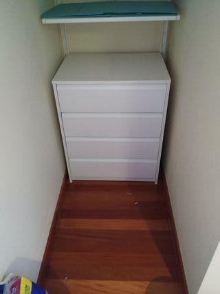 mueble de 4 cajones