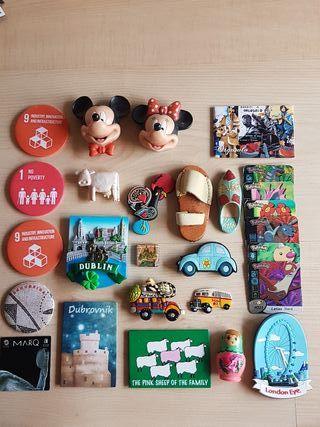 26 imanes nevera. Mickey & Minnie Disney