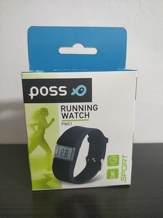 Running watch pass