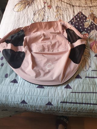 capota ventilada donkey rosa