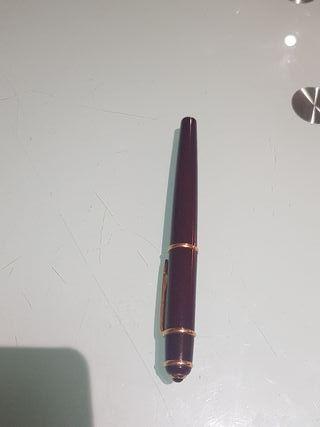 Cartier bolígrafo recargable