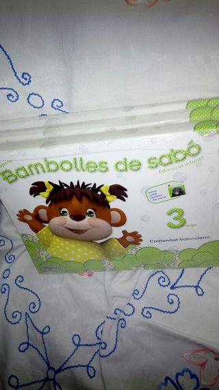 libros educacion infantil