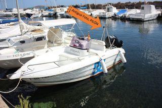 Barco Galeon Galia 4,75