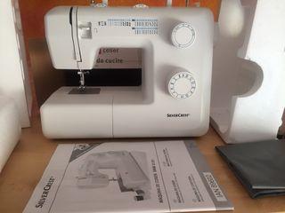 Máquina de coser SILVERCREST
