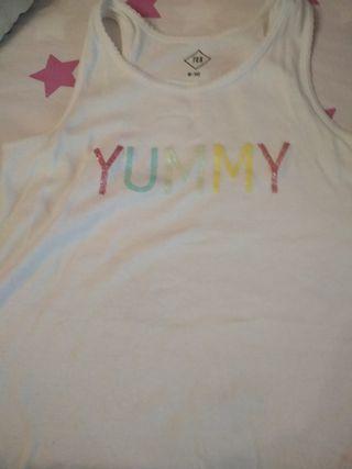 pijama de verano niña 9-10