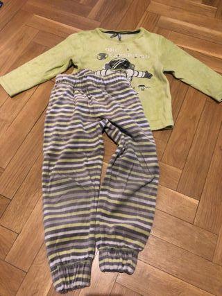 Pijama niño 3 años