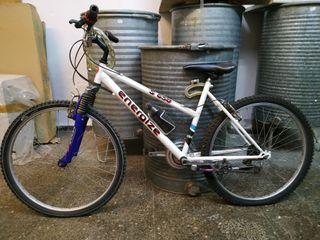 Bicicleta montaña cambio por bicicleta plegable