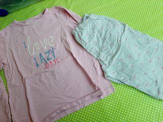 Pijama niña. Talla 8