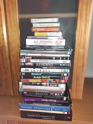 libros y musica