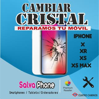 Cambiar Cristal iPhone
