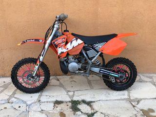 KTM SX 65 infantil