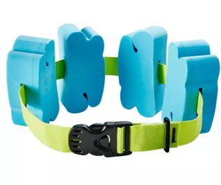 Cinturón natación Nabaiji Espuma azul y verde