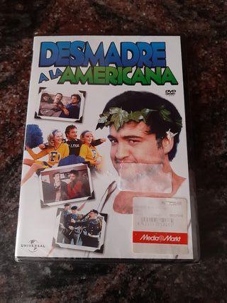 DVD Desmadre a la Americana (Art. Nuevo)