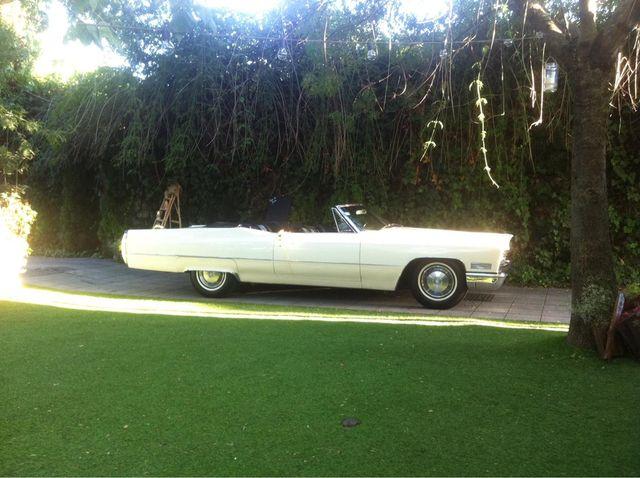 Cadillac DeVille Descapotable 1980