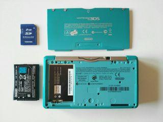 Consola Nintendo 3DS para reparar o para piezas