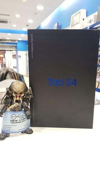 SAMSUNG GALAXY TAB S4 64GB WIFI BLACK PRECINTADA