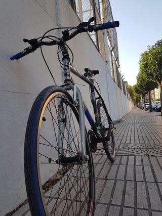 vendo bicicleta BH aluminio paseo