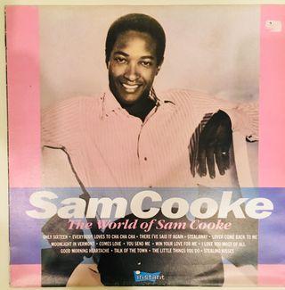 SAM COOKE. Disco.