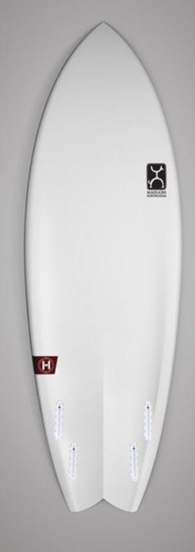 Tabla de surf sea side Rob Machado 5.5 / 31.5 L