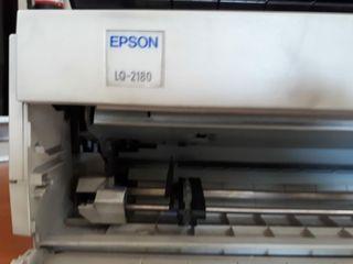 Impresora Epson Lq 2180