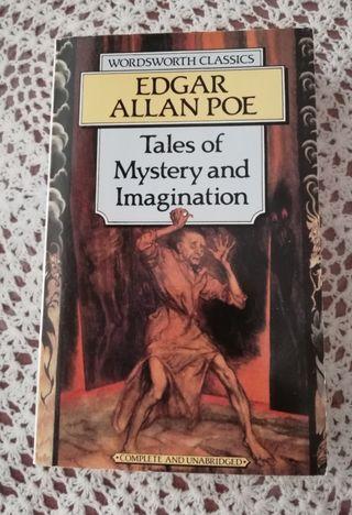 Novela de terror en inglés.