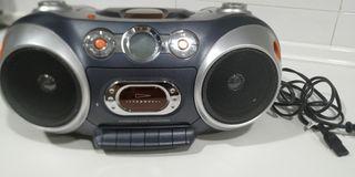 Radio cassette MP3 USB SD CD