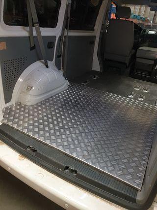 Pancha Aluminio Suelo VW T5