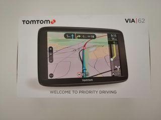 GPS TomTom VIA 62