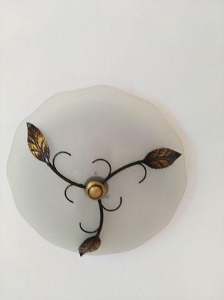 Aplique, plafon o lampara de techo