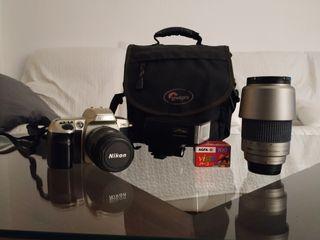 Nikon F 60 o F60