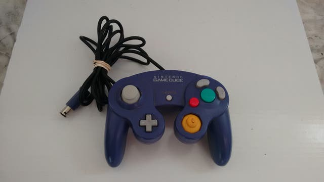 Mando Original Nintendo Gamecube