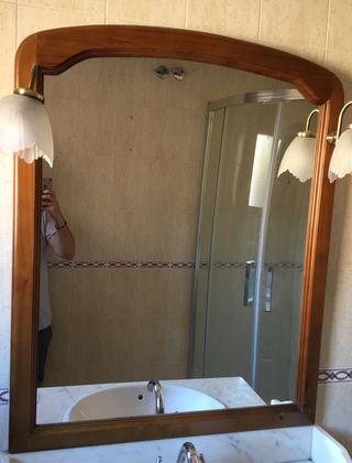 Espejo lavabo