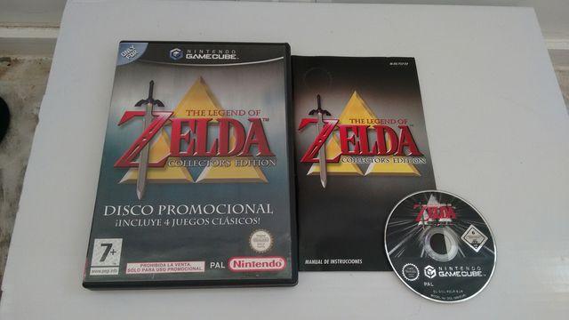 Zelda Collector's Edition Gamecube Nintendo