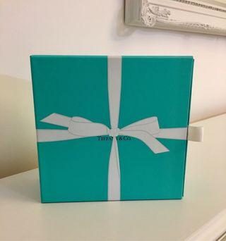 Caja Tiffany & Co NUEVA