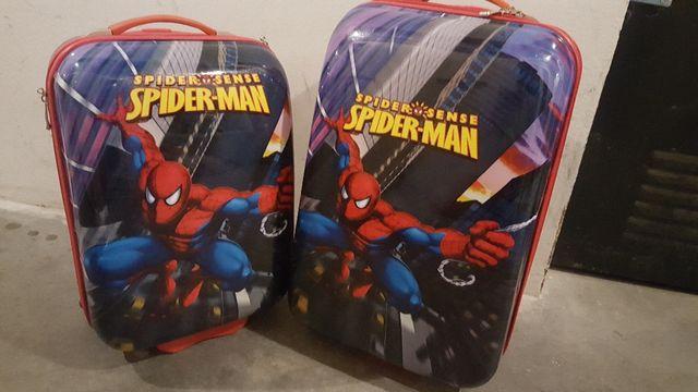 Vendo maletas niños (pequeña y grande)
